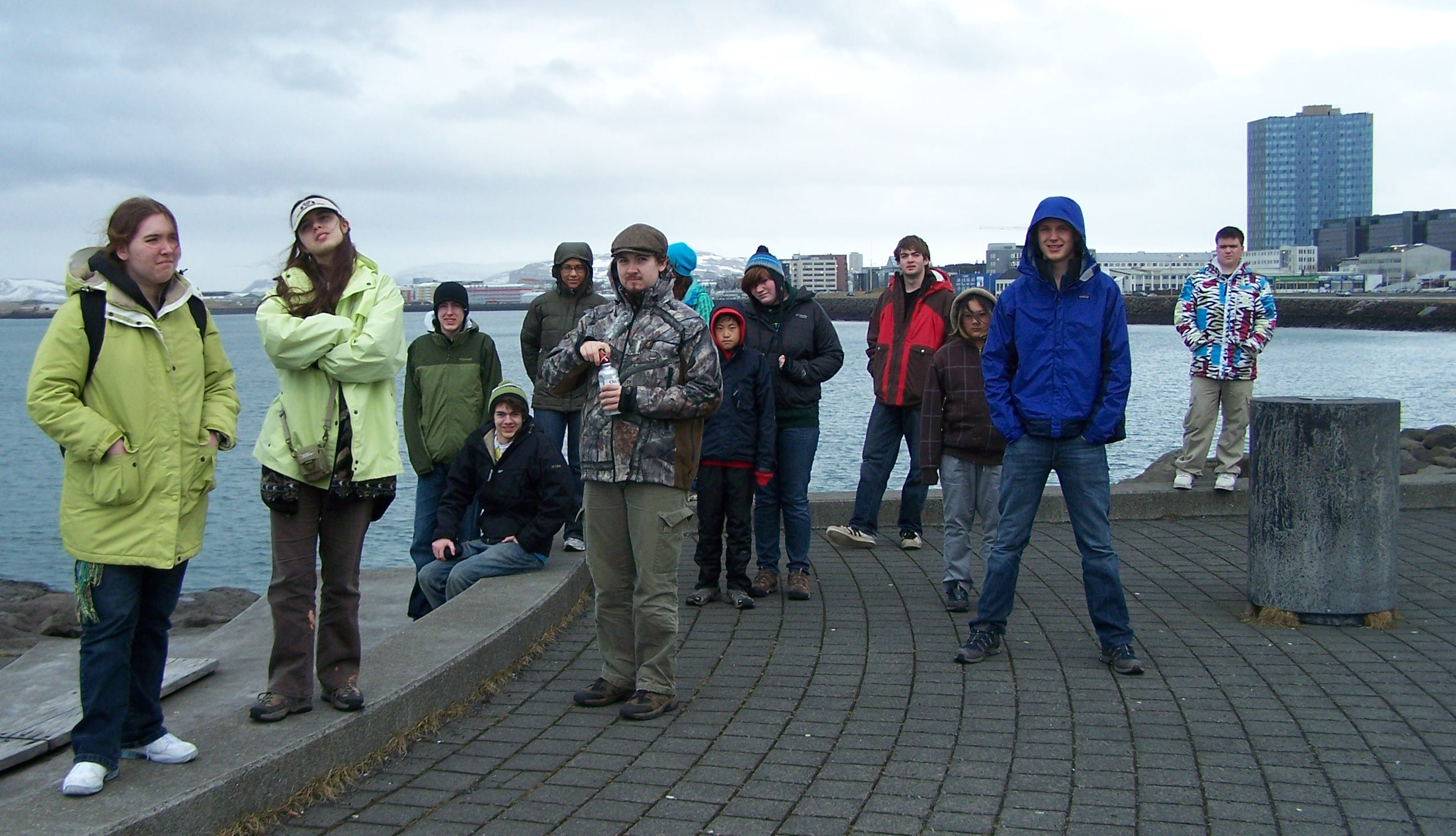 Atheneum in Reykjavik
