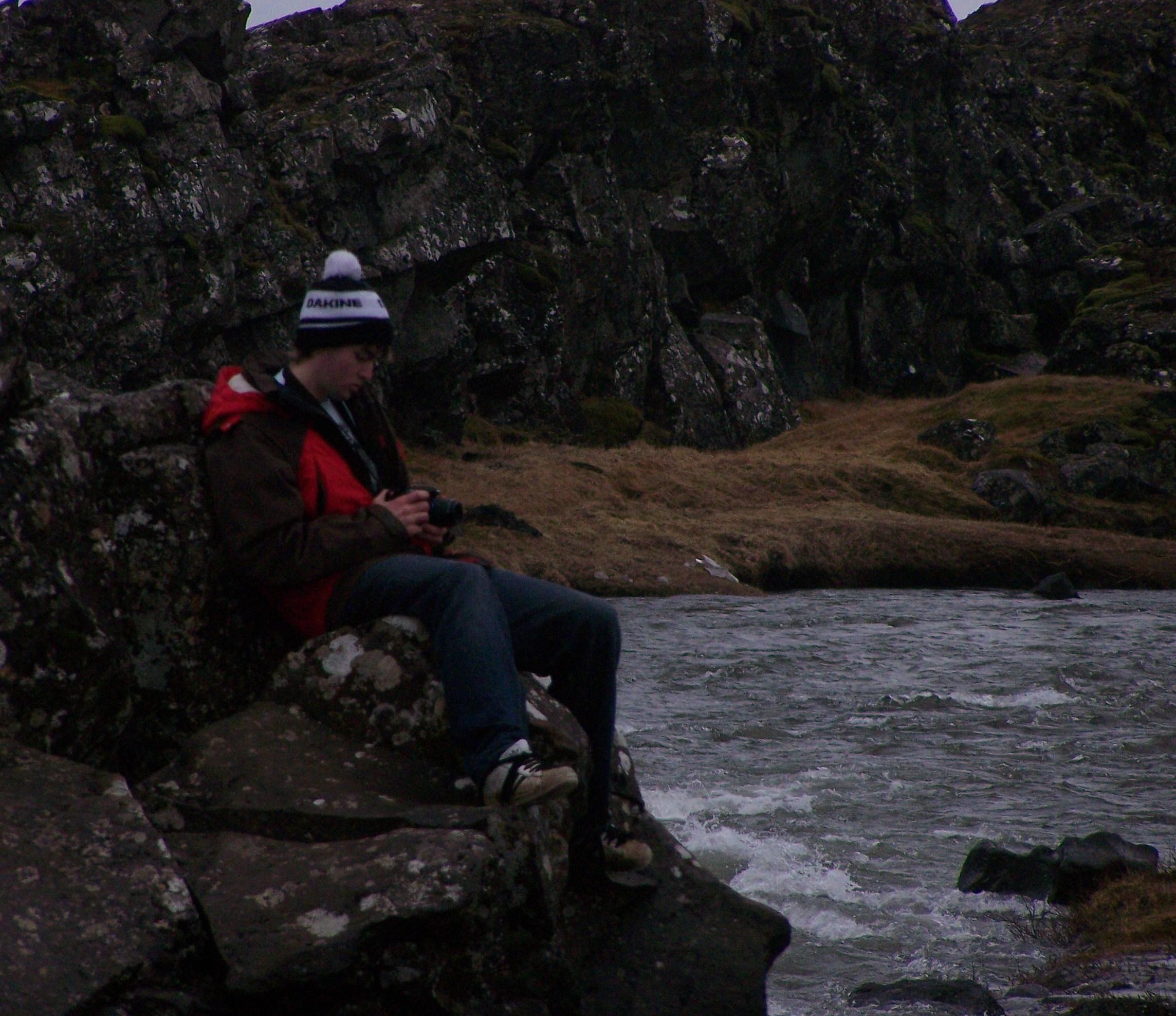 Tim Iceland River
